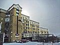 Irkutsk. February 2013. Cinema Barguzin, regional court, bus stop Volga, Diagnostic Center. - panoramio (8).jpg