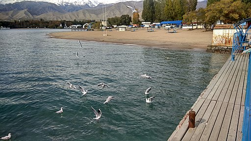 Issyk kul Lake 1