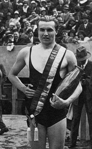 István Bárány - István Bárány in 1930