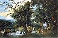 Izaak van Oosten - The Garden of Eden.jpg