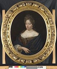 Martha van Groenhoven (1649-1716). Echtgenote van Antony Hoffer