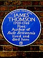 JAMES THOMSON 1700-1748 Poet Author of Rule Britannia lived and died here.jpg