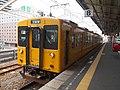 JRW 105 set F10 at Fukuyama Station 2015-10-10 (22058305412).jpg