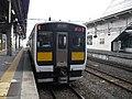 JR East Kiha E131-1 at Mito Station.jpg
