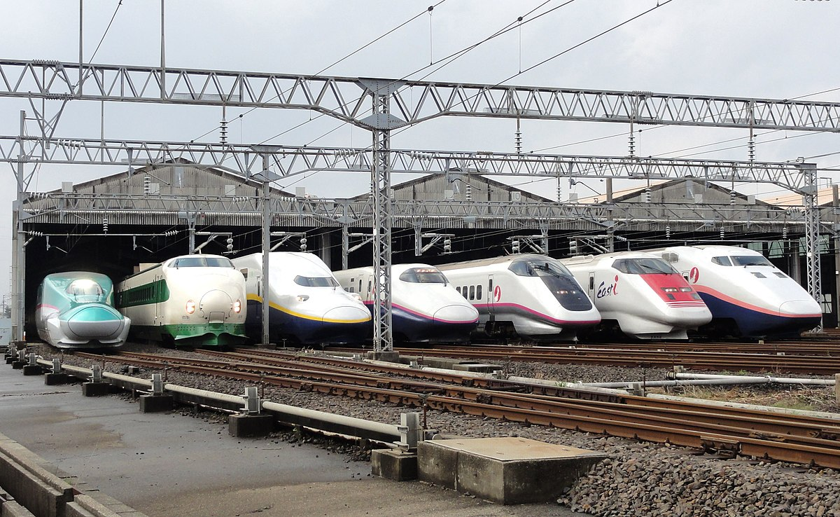 Shinkansen Wikipedia E Plan Electrical Training