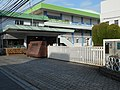 JR Freight Omiya Workshop maingate(Omiya G-R-S-C).jpg