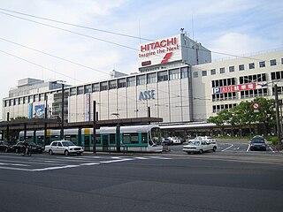 Hiroshima Station railway station in Hiroshima, Hiroshima Prefecture, Japan