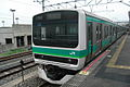 JR type E231 @Narita (2706478550).jpg