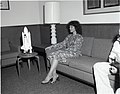 JUDITH RESNICK - LADY ASTRONAUT FOR SPACE SHUTTLE - DURING VISIT TO NASA LEWIS RESEARCH CENTER - NARA - 17472560.jpg