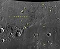 J Herschel sattelite craters map.jpg