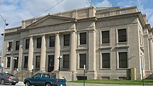 Jackson County Courthouse in Murphysboro from west.jpg