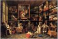 Jacob de Formentrou - Interior of an art gallery.tiff