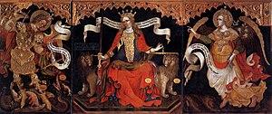 Jacobello del Fiore - Jacobello del Fiore: The Triptych of Justice, Gallerie dell'Accademia, 1421