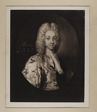 Lord George Murray (general) - George Murray's elder brother and fellow Jacobite William, Marquess of Tullibardine (1689-1746)