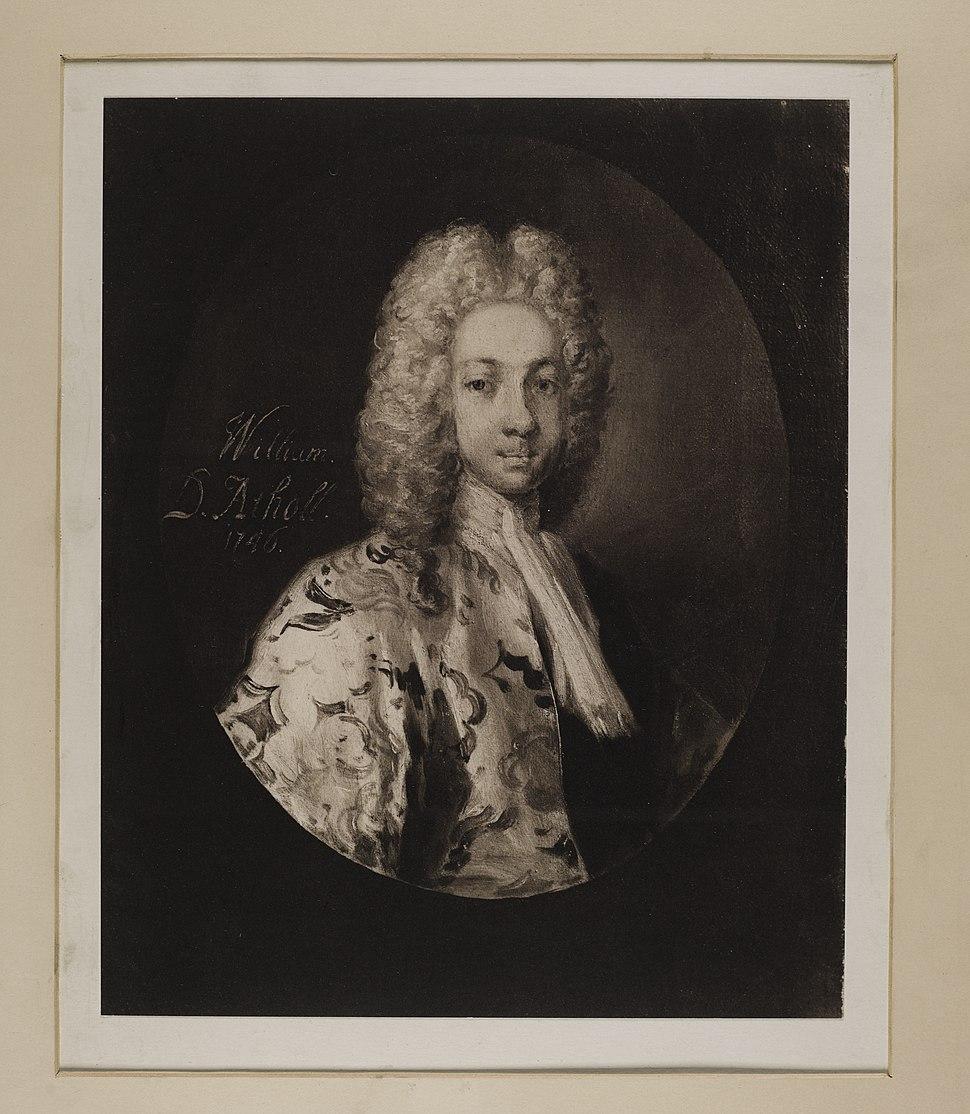 Jacobite broadside - William, Duke of Atholl, actually William Murray, Marquis of Tullibardine (d.1746)