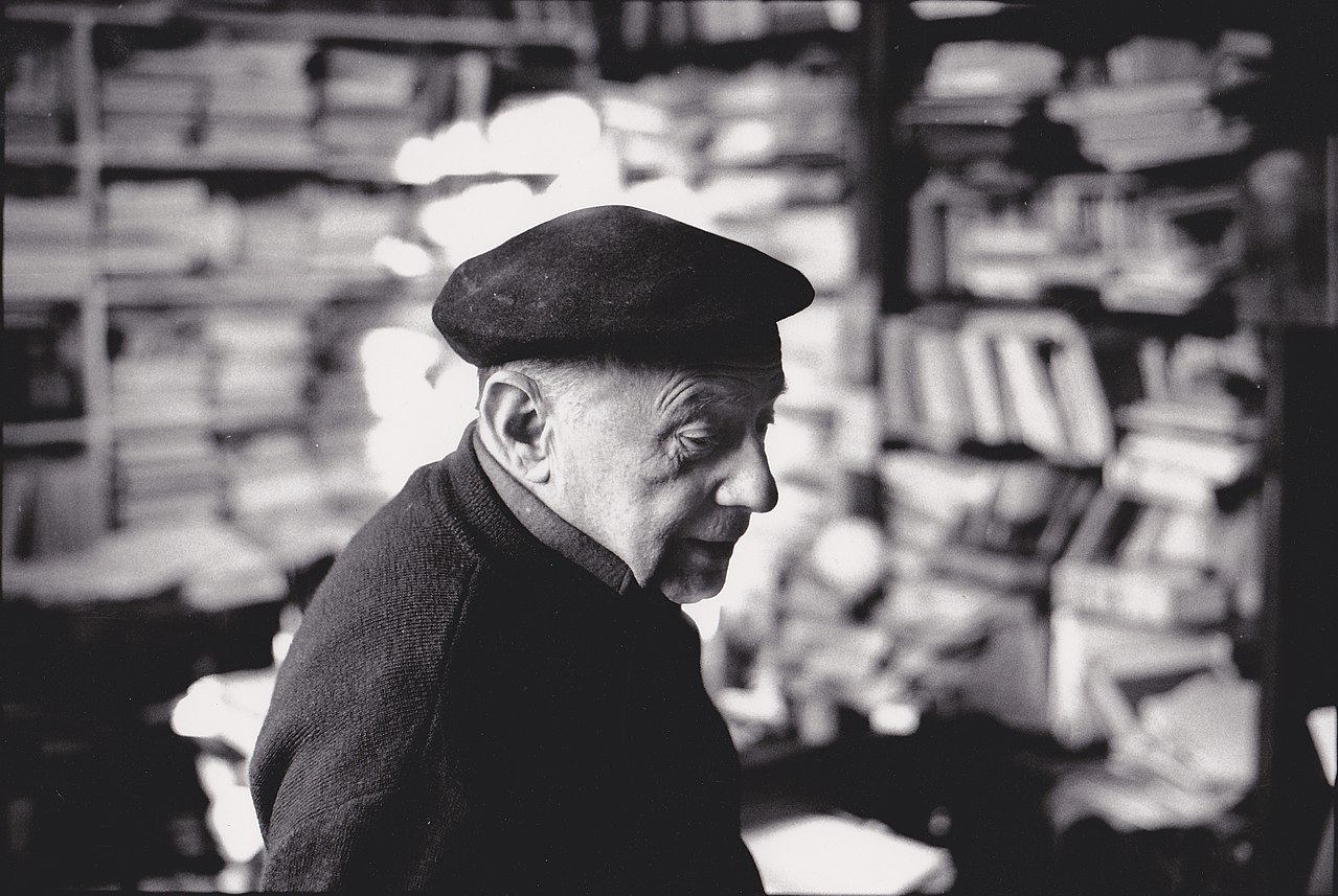 File:Jacques Ellul in his studio (cropped).jpg - Wikimedia Commons
