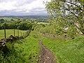 Jagger Green Lane, Old Lindley - geograph.org.uk - 175599.jpg
