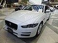 Jaguar XE ANNIVERSARY POWER EDITION SE (CBA-JA2XB) front.jpg
