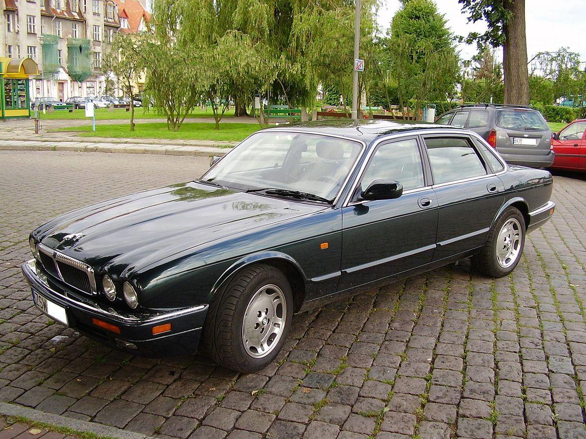 Jaguar Xj X300 Wikipedie