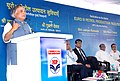 Jairam Ramesh addressing at the dedication function of Euro IV Petrol Production Facilities by Hindustan Petroleum Corporation Limited, in Mumbai on January 17, 2010.jpg