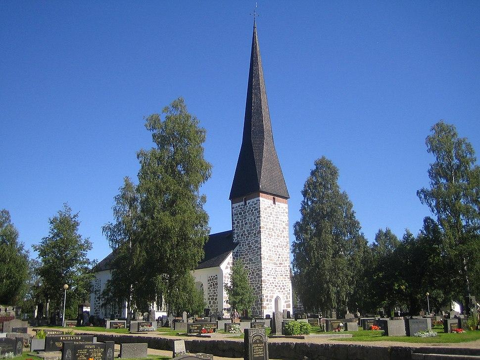 Jakobstad Pedersore church
