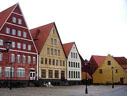 Huse i Jakriborg