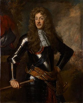 Dominion of New England - King James II