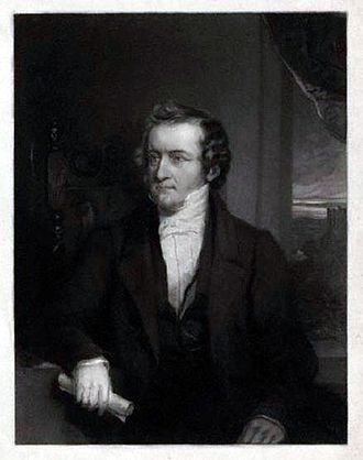 James Raine - James Raine c. 1852, as depicted by William Walker