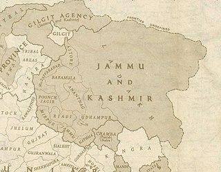 Gilgit Agency Agency of the British Raj