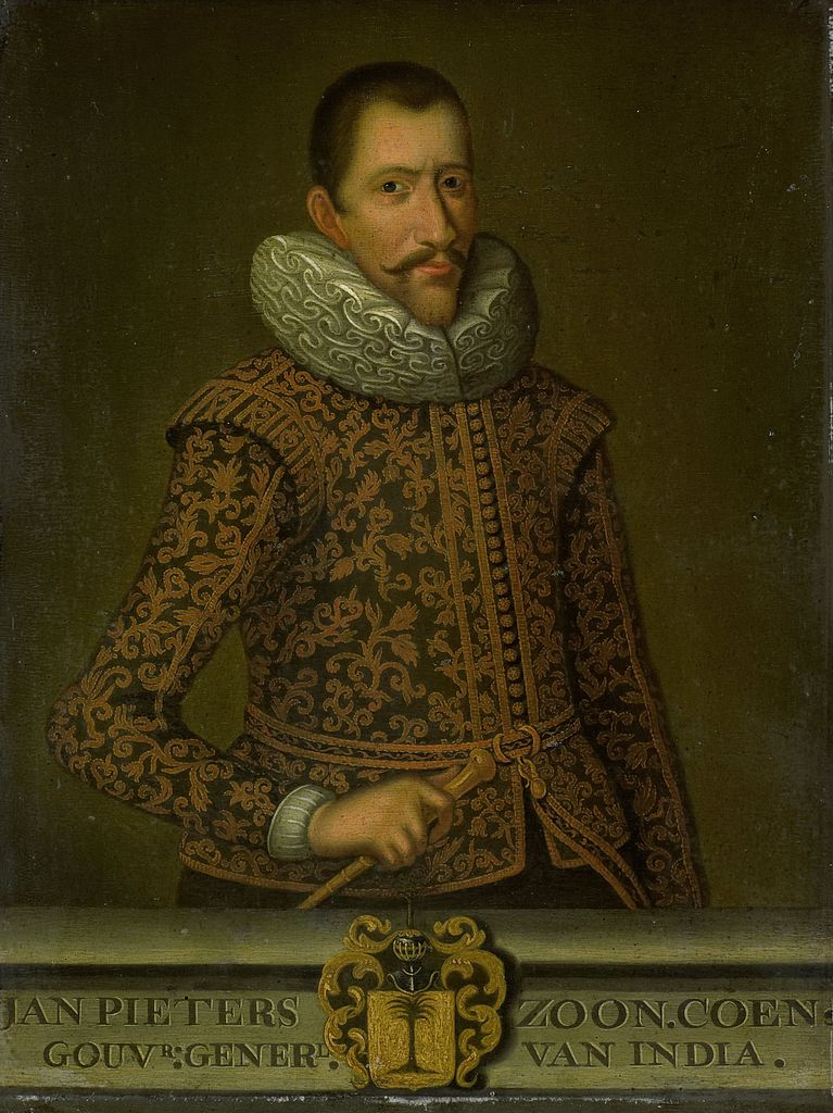 Jan Pieterszoon Coen (1587-1629)