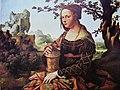 Jan van Scorel - Maria Magdalena (Rijksmuseum Amsterdam version) - 1970s photo.jpg