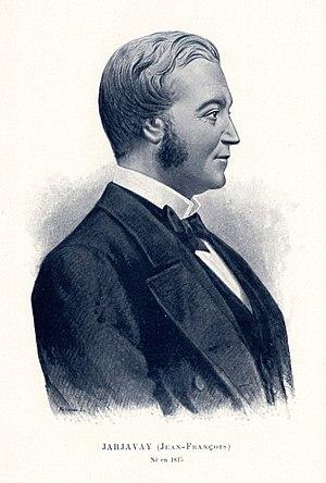 Jean-François Jarjavay - Jean-François Jarjavay