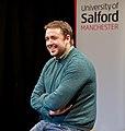 Jason Manford comedy masterclass (8433059454).jpg