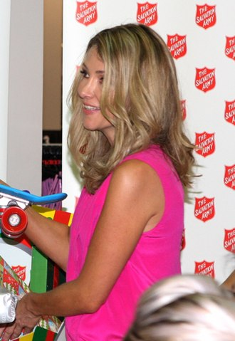 Jaynie Seal - Jaynie Seal at the 25th anniversary of the kmart wishing tree appeal, in November 2012