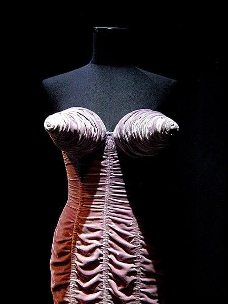 File:Jean-Paul Gaultier expo bustier.jpg