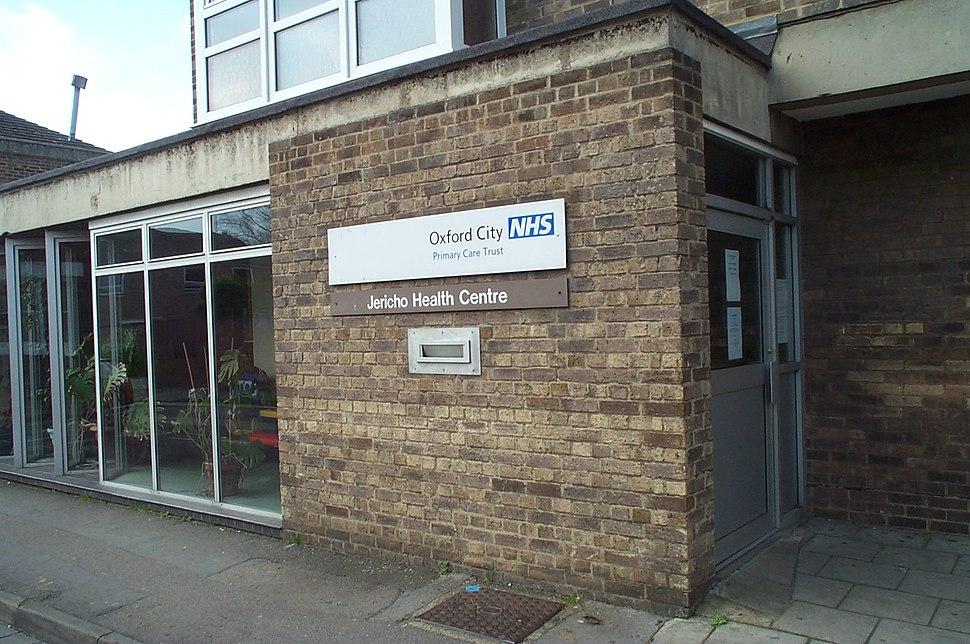 Jericho Health Centre 20050326