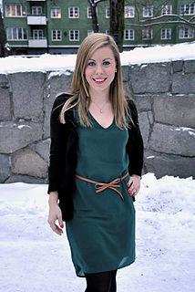 Jessica Rosencrantz Swedish politician