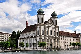 Jesuit Church, Lucerne, Switzerland.jpg