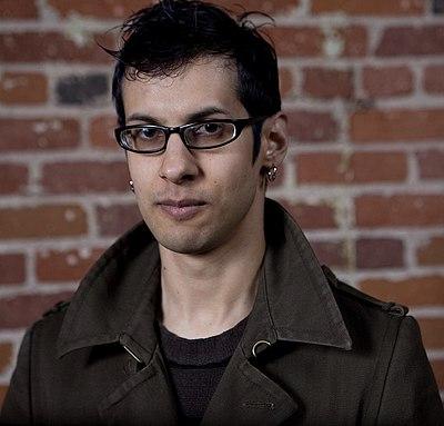 Picture of an author: Jhonen Vasquez