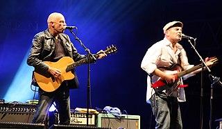 The Silencers (band) Scottish band