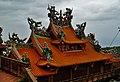Jiufen Shengming Temple Dach 2.jpg