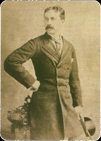 Joaquim Nabuco - Joaquim Nabuco at age 29, 1878