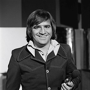 Joe Dolan - Dolan on TopPop, 1975