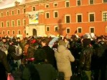 Dosiero: JOE Monstro Granda Kuseno-Milito - Varsovio, La Granda Kuseno-Batalo, 2009-02-21. ogv