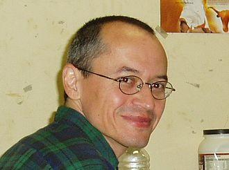 Joe Sacco - Sacco in 2005
