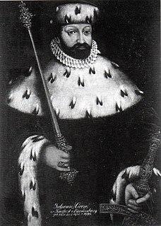 John Cicero, Elector of Brandenburg Elector of Brandenburg