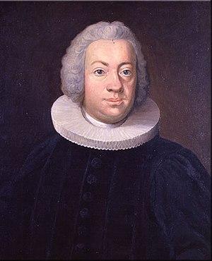 Johan Ernst Gunnerus - Johann Ernst Gunnerus