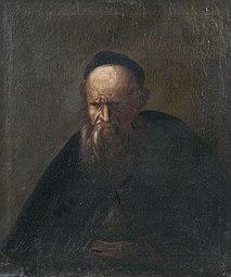 Johann Jakob Dorner d Ä (attr) Aristoteles