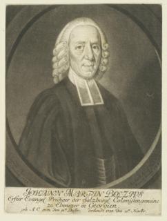 Johann Martin Boltzius