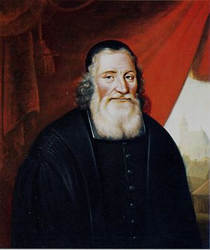 Swedish-speaking population of Finland - Finnish 17th century clergyman Johannes Gezelius the elder